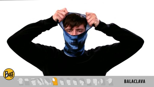 How to wear the Original Buff - image 4 from the video