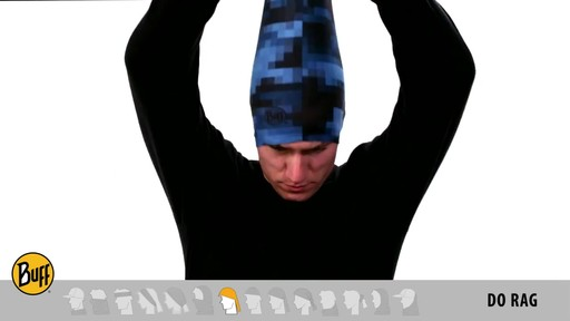 How to wear the Original Buff - image 5 from the video