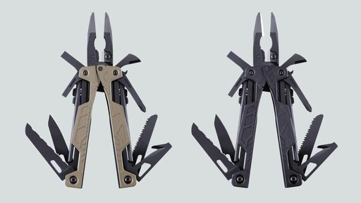 LEATHERMAN OHT Multitool - image 2 from the video