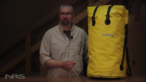 NRS 3.8 Bill's Bag Dry Bag - image 10 from the video