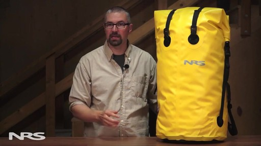 NRS 3.8 Bill's Bag Dry Bag - image 2 from the video