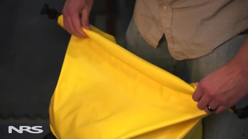NRS 3.8 Bill's Bag Dry Bag - image 6 from the video