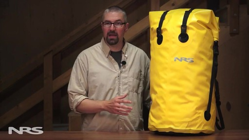 NRS 3.8 Bill's Bag Dry Bag - image 9 from the video