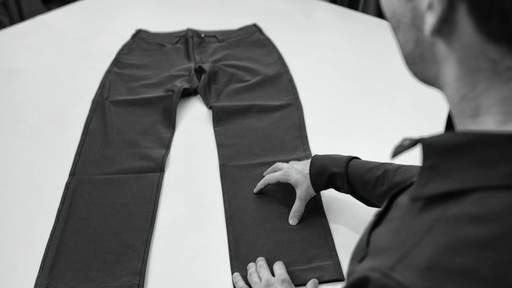 BLACK DIAMOND Men's Modernist Rock Jeans & Shorts - image 2 from the video