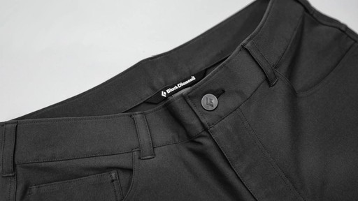 BLACK DIAMOND Men's Modernist Rock Jeans & Shorts - image 4 from the video
