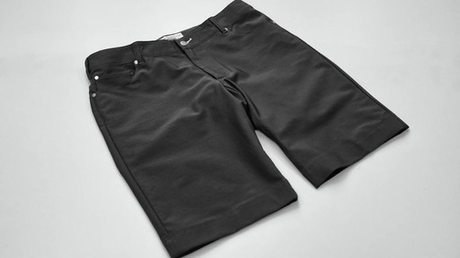 BLACK DIAMOND Men's Modernist Rock Jeans & Shorts - image 6 from the video
