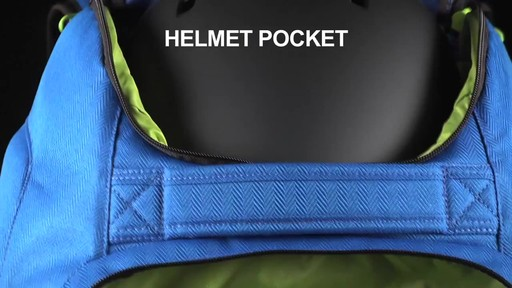 DAKINE 41 L Boot Pack - image 6 from the video