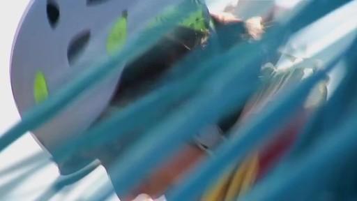 PETZL Women's Elia Climbing Helmet - image 3 from the video