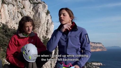 PETZL Women's Elia Climbing Helmet - image 6 from the video