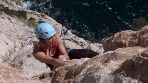 PETZL Women's Elia Climbing Helmet - image 7 from the video