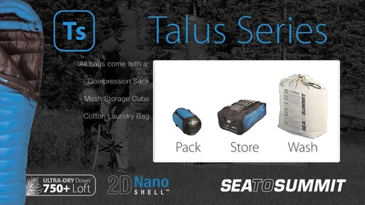 SEA TO SUMMIT Talus TsII - image 7 from the video