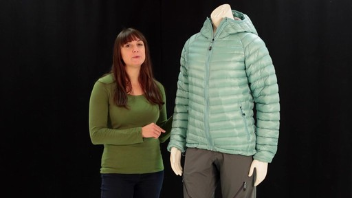 EMS Women's Icarus Hooded Down Jacket - image 4 from the video