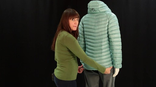 EMS Women's Icarus Hooded Down Jacket - image 9 from the video