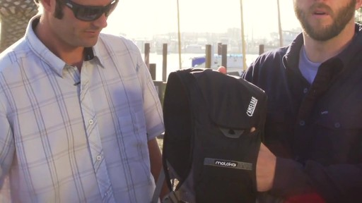 CAMELBAK Molokai Hydration Pack - image 5 from the video