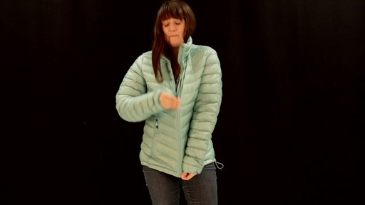 EMS Women's Icarus Down Jacket - image 2 from the video