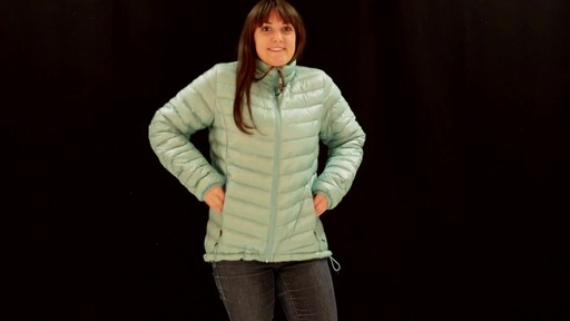 EMS Women's Icarus Down Jacket - image 3 from the video