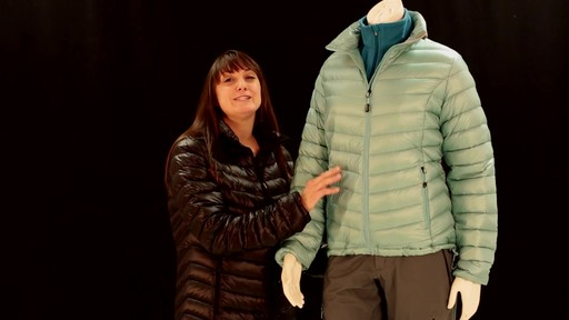 EMS Women's Icarus Down Jacket - image 4 from the video
