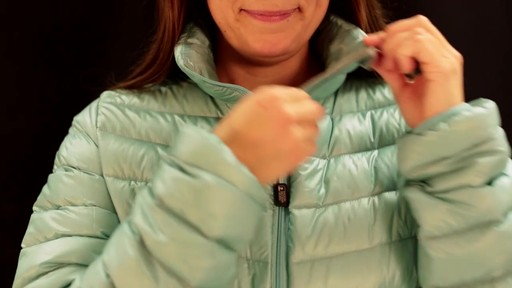 EMS Women's Icarus Down Jacket - image 5 from the video