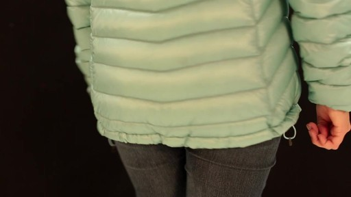 EMS Women's Icarus Down Jacket - image 6 from the video