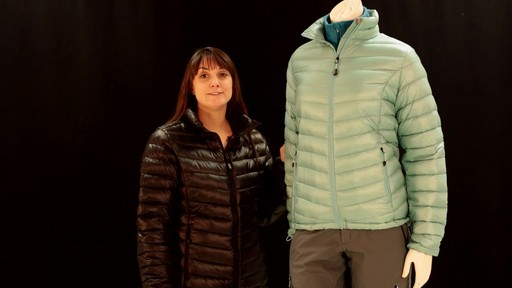 EMS Women's Icarus Down Jacket - image 7 from the video