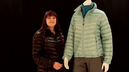 EMS Women's Icarus Down Jacket - image 8 from the video