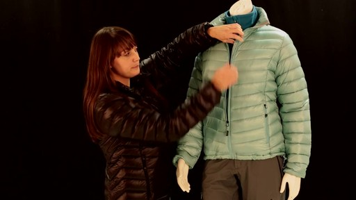 EMS Women's Icarus Down Jacket - image 9 from the video