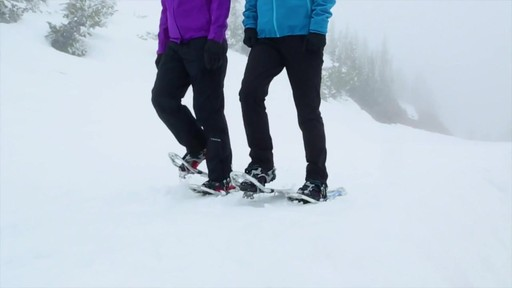ATLAS Fitness Snowshoes - image 5 from the video