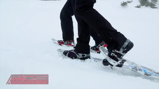 ATLAS Fitness Snowshoes - image 6 from the video