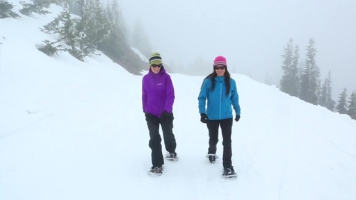 ATLAS Fitness Snowshoes - image 7 from the video