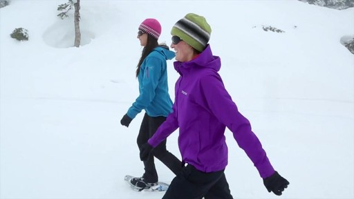 ATLAS Fitness Snowshoes - image 8 from the video