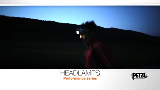 PETZL Performance Reactive Lighting - image 1 from the video