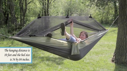 BYER Moskito Hammock - image 9 from the video