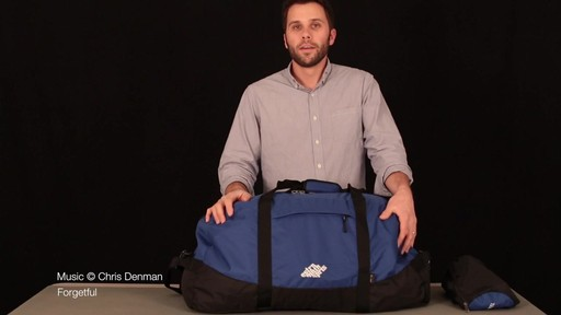EMS Camp Duffel Bags - image 10 from the video