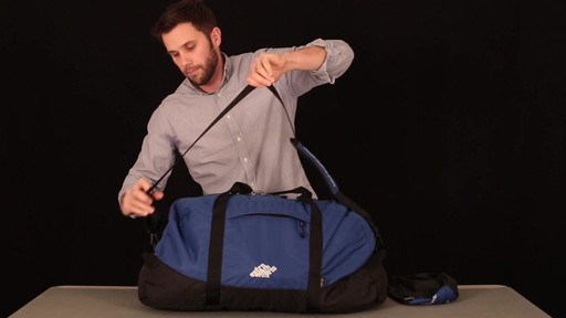 EMS Camp Duffel Bags - image 7 from the video