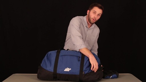 EMS Camp Duffel Bags - image 8 from the video