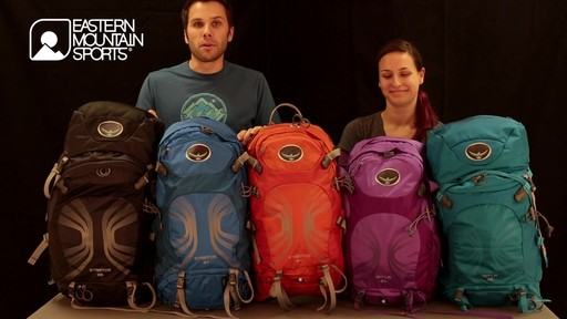 OSPREY Women's Sirrus 24 Dackpack - image 1 from the video