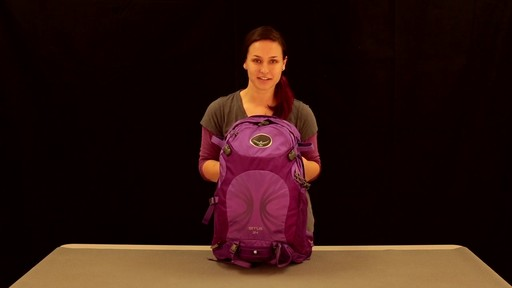 OSPREY Women's Sirrus 24 Dackpack - image 2 from the video