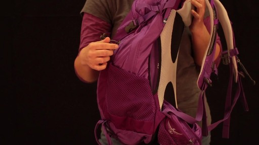 OSPREY Women's Sirrus 24 Dackpack - image 3 from the video