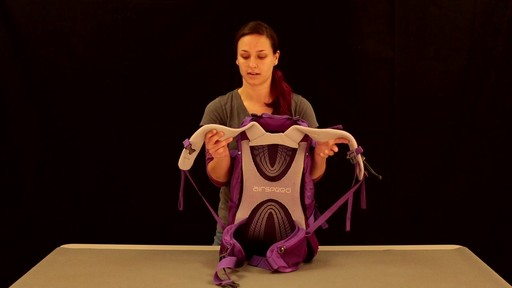 OSPREY Women's Sirrus 24 Dackpack - image 4 from the video