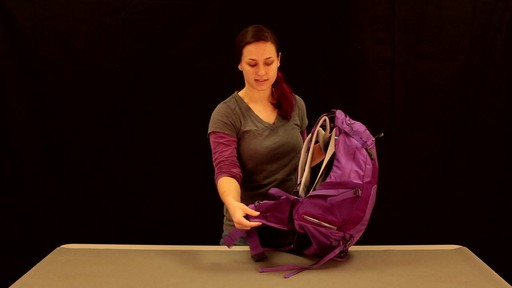 OSPREY Women's Sirrus 24 Dackpack - image 5 from the video
