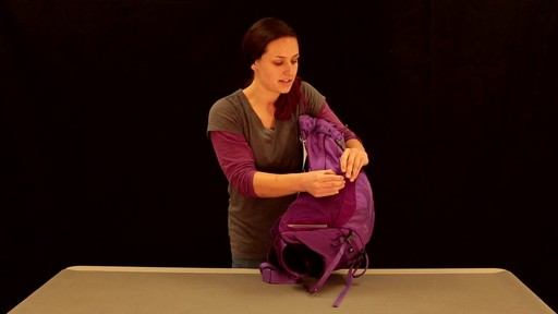 OSPREY Women's Sirrus 24 Dackpack - image 6 from the video