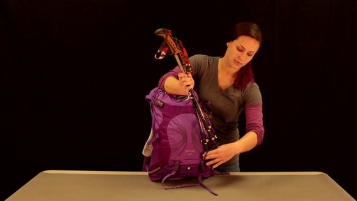 OSPREY Women's Sirrus 24 Dackpack - image 9 from the video