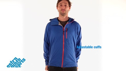 EMS Men's Storm Front Jacket - image 3 from the video