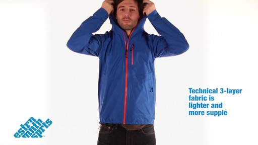 EMS Men's Storm Front Jacket - image 4 from the video