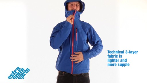 EMS Men's Storm Front Jacket - image 5 from the video