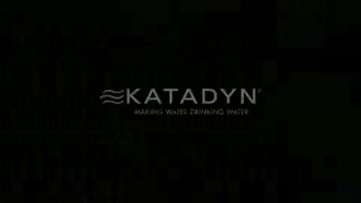 KATADYN Base Camp Water Filter - image 10 from the video