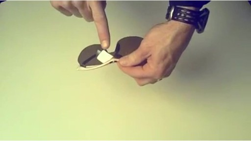 TIFOSI Lens Changing Instructions - SLIP MODEL - image 2 from the video