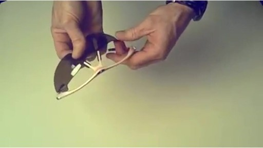 TIFOSI Lens Changing Instructions - SLIP MODEL - image 7 from the video