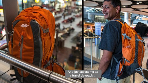 EMS Vertex Daypack Goes to India - image 2 from the video