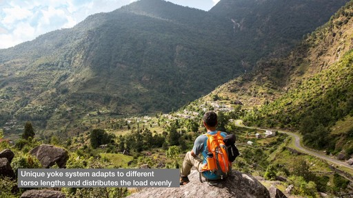 EMS Vertex Daypack Goes to India - image 7 from the video